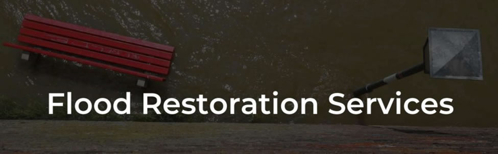 Flood restoration services from MMS Contracting